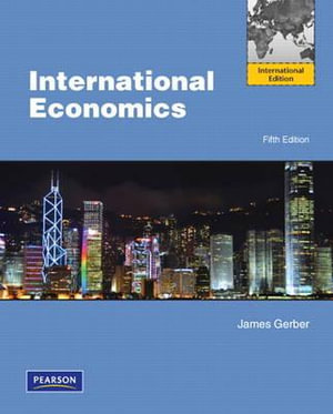 Cover of International Economics Pearson International Edition