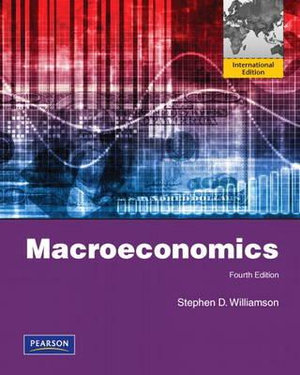 Cover of Macroeconomics Pearson International Edition