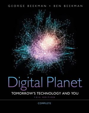 Cover of Digital Planet
