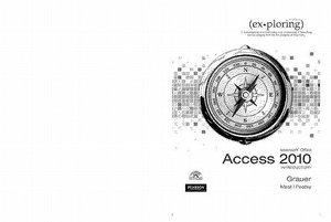 Cover of Explore MS Access 2010 Intro CP