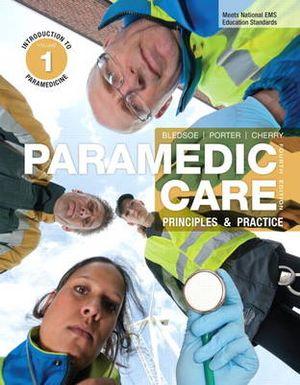Cover of Paramedic Care Vol 1