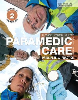 Cover of Paramedic Care Volume 2