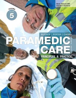Cover of Paramedic Care Volume 5