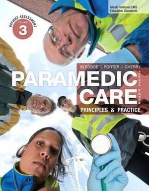 Cover of Paramedic Care