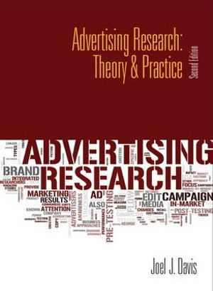 Cover of Advertising Research