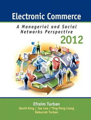 Cover of Electronic Commerce 2012