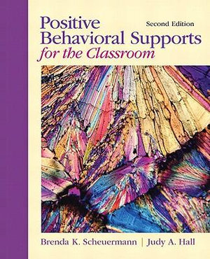 Cover of Positive Behavioral Supports for the Classroom