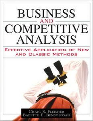 Cover of Business and Competitive Analysis