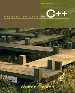 Cover of Problem Solving with C++ [With Access Code]