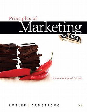 Cover of Principles of Marketing