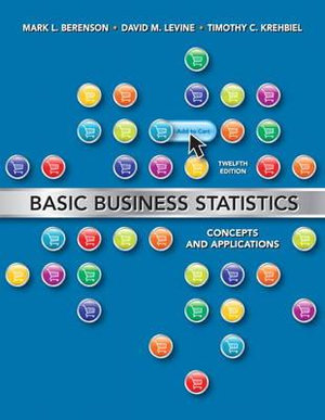 Cover of Basic Business Statistics