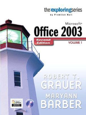 Cover of Microsoft Office 2003