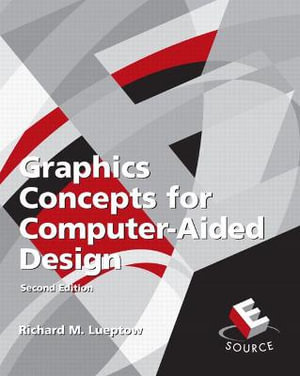 Cover of Graphics Concepts for Computer Aided Design