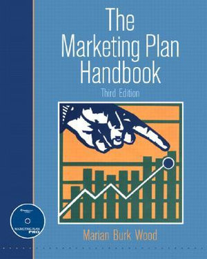 Cover of The Marketing Plan Handbook