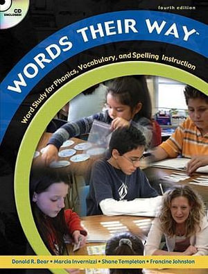 Cover of Words Their Way