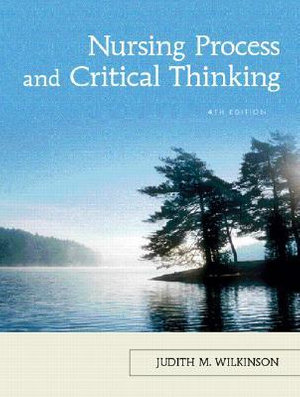 Cover of Nursing Process and Critical Thinking