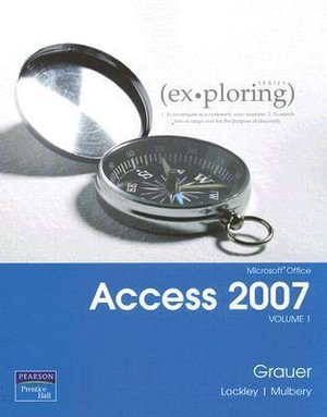 Cover of Microsoft Office Access 2007