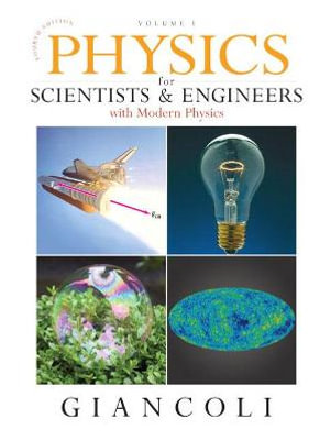 Cover of Physics for Scientists and Engineers, Vol 1 (Chaps 1-20)