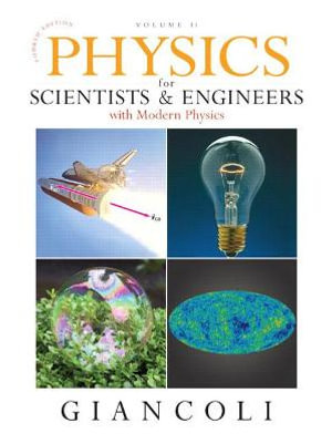Cover of Physics for Scientists and Engineers, Vol 1