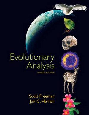 Cover of Evolutionary Analysis