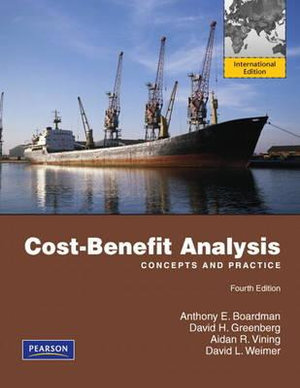 Cover of Cost-benefit Analysis