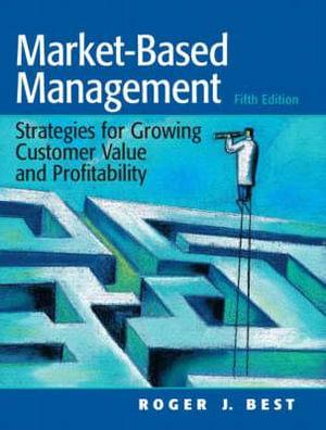 Cover of Market-Based Management