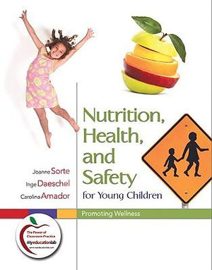 Cover of Nutrition, Health, and Safety for Young Children