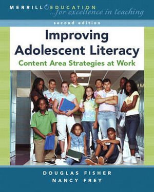 Cover of Improving Adolescent Literacy