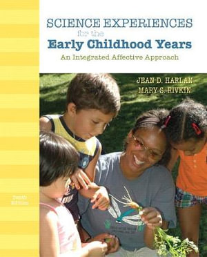 Cover of Science Experiences for the Early Childhood Years