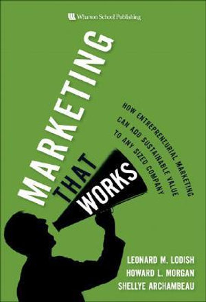 Cover of Marketing that Works