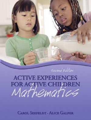 Cover of Active Experiences for Active Children