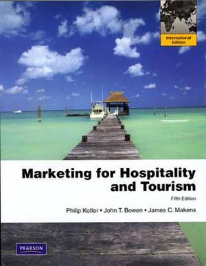 Cover of Marketing for Hospitality & Tourism Pie