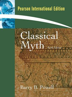 Cover of Classical Myth