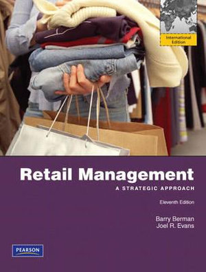 Cover of Retail Management