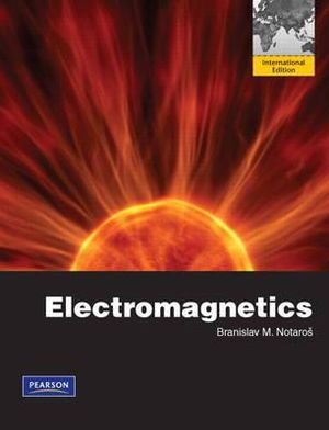 Cover of Electromagnetics