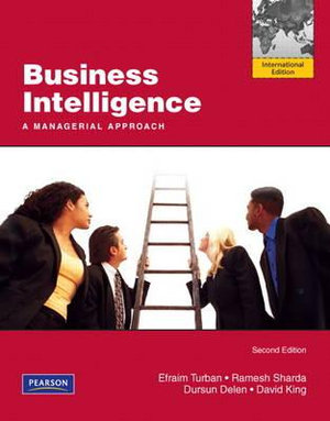 Cover of Business Intelligence Pearson International Edition Mechanical Version