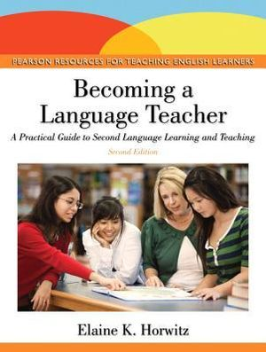 Cover of Becoming a Language Teacher