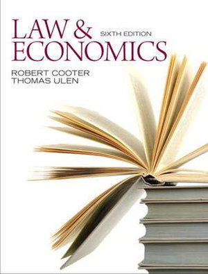 Cover of Law and Economics