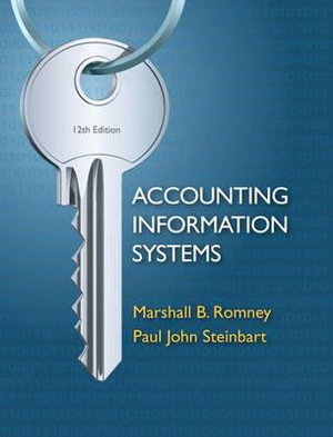 Cover of Accounting Information Systems