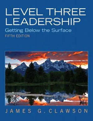 Cover of Level Three Leadership
