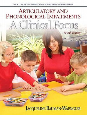 Cover of Articulatory and Phonological Impairments