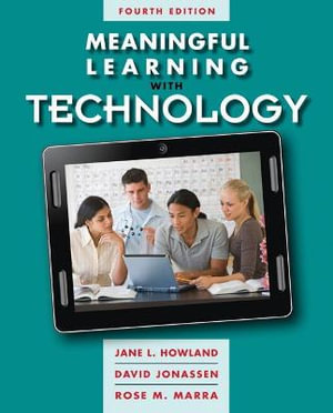 Cover of Meaningful Learning With Technology