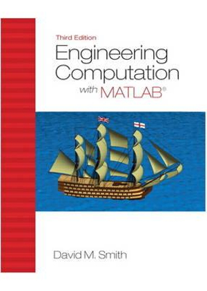 Cover of Engineering Computation with Matlab
