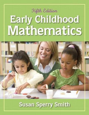 Cover of Early Childhood Mathematics