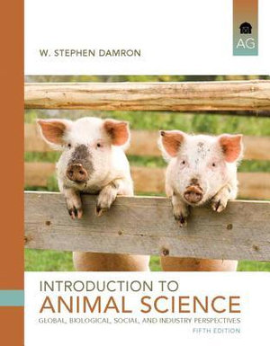 Cover of Introduction to Animal Science