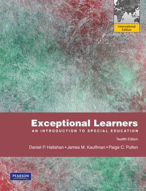 Cover of Exceptional Learners
