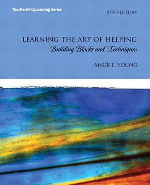 Cover of Learning the Art of Helping