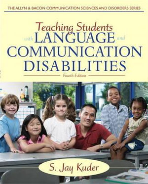 Cover of Teaching Students with Language and Communication Disabilities
