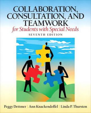 Cover of Collaboration, Consultation, and Teamwork for Students with Special Needs