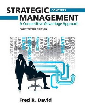 Cover of Strategic Management Concepts